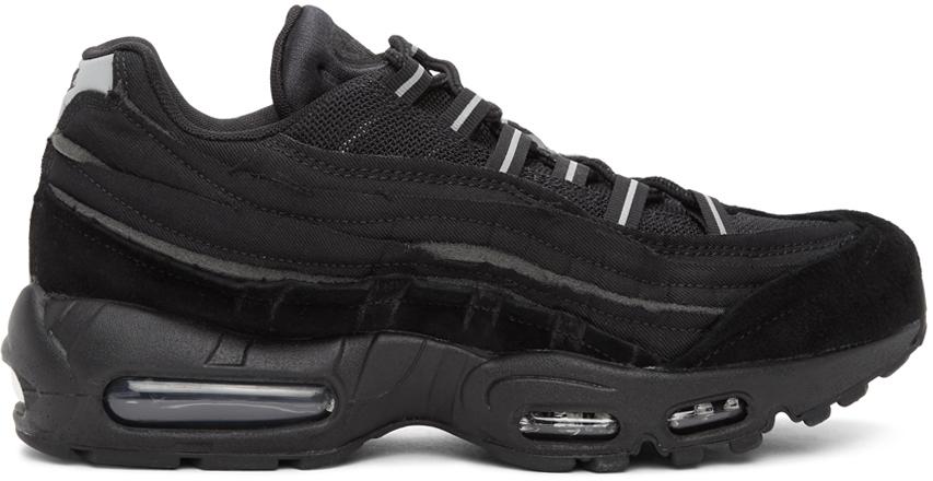 Baskets noires Air Max 95 édition Nike