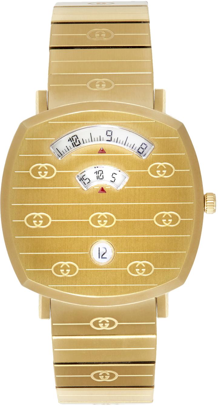 Gold Grip Watch