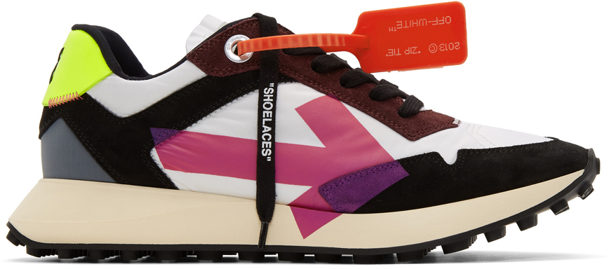 Multicolor Arrows Sneakers by Off-White