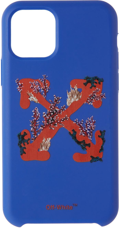 Blue Corals Arrows iPhone 11 Pro Case