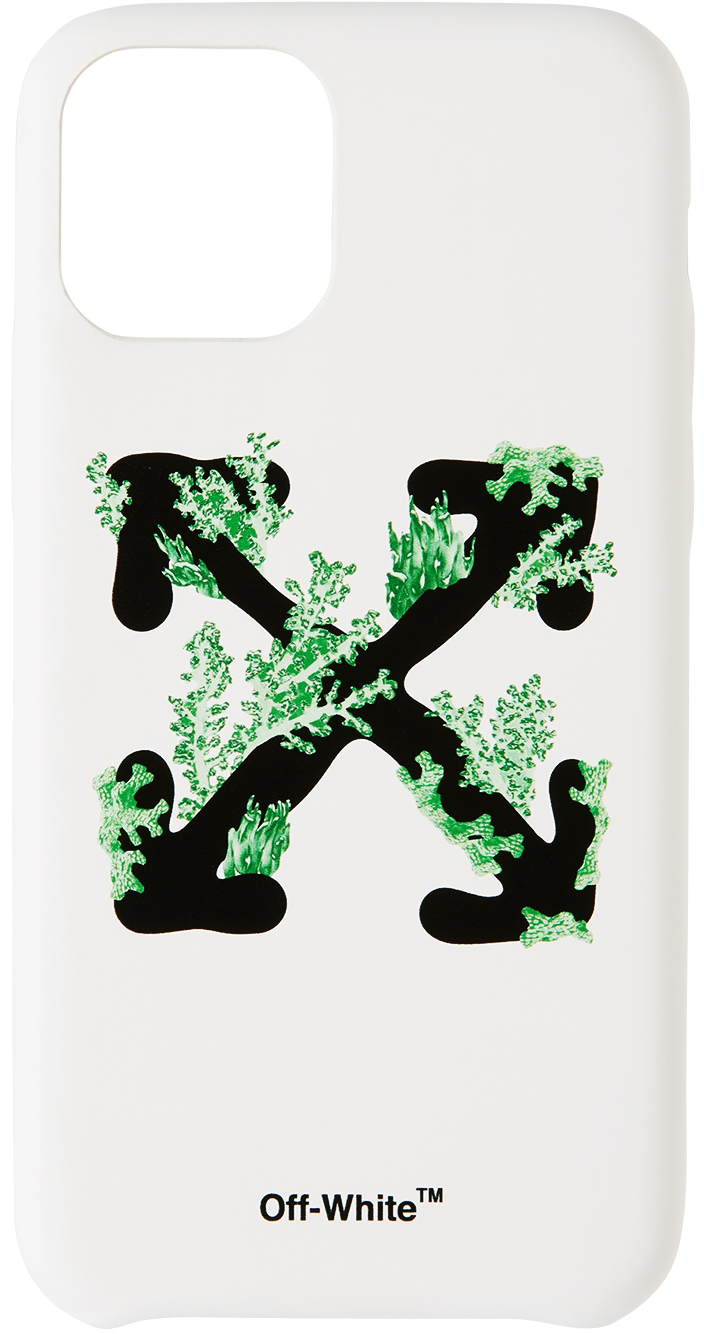 White Corals iPhone 11 Pro Case