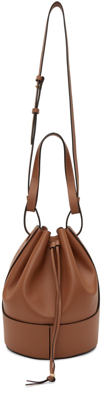 Loewe Brown Balloon Bag