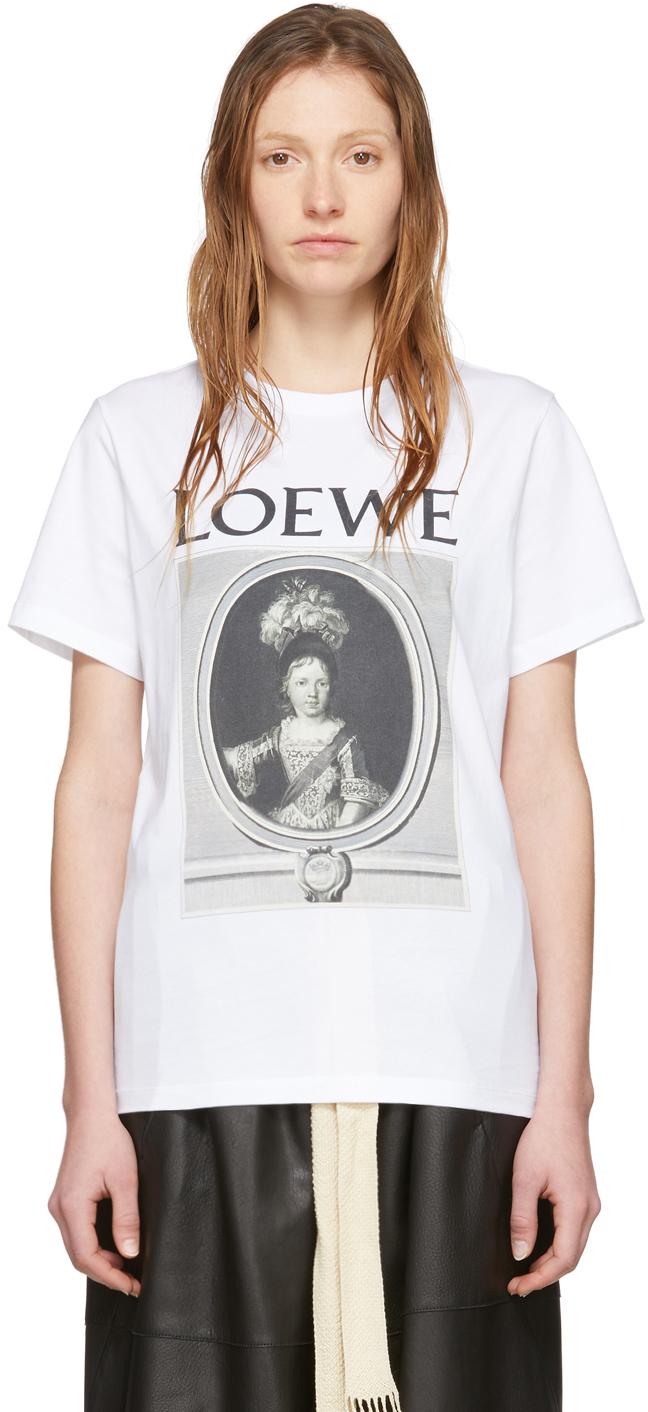 「LOEWE portrait tシャツ」の画像検索結果