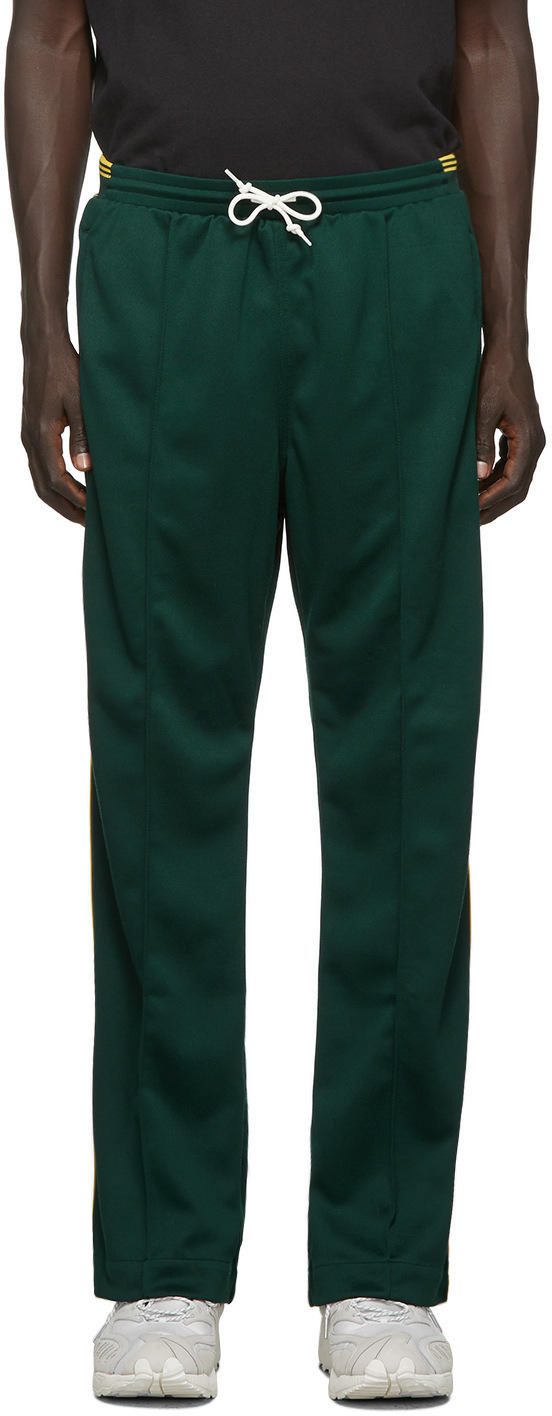 adidas tricot verde