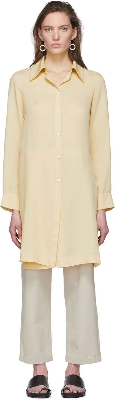 Yellow Xavis Long Shirt