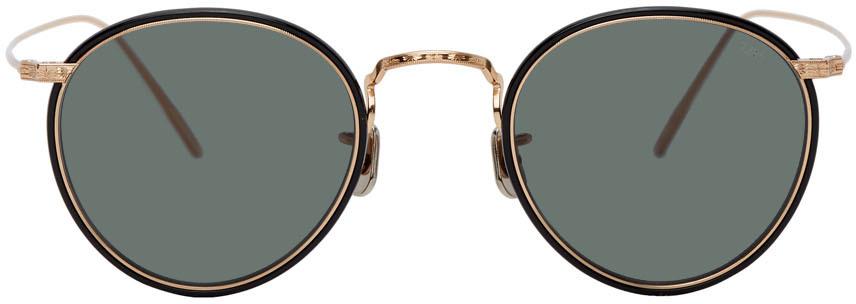 Silver & Grey 787 Sunglasses