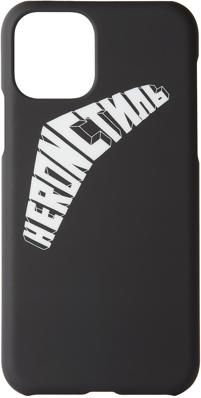 Black & White Logo iPhone 11 Pro Case