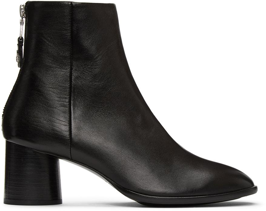 Rag & Bone 黑色 Fleur 踝靴