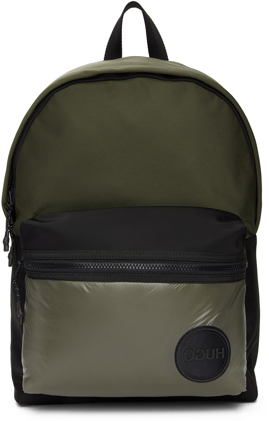 Multicolor Record Backpack