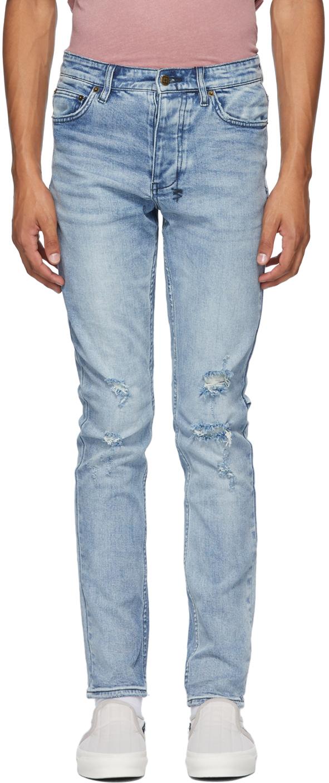 Ksubi 蓝色 Chitch 牛仔裤