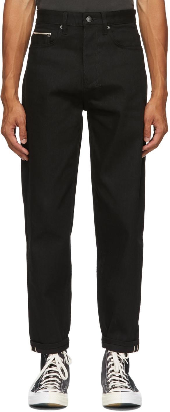Ksubi 黑色 Chitch 赤耳牛仔裤