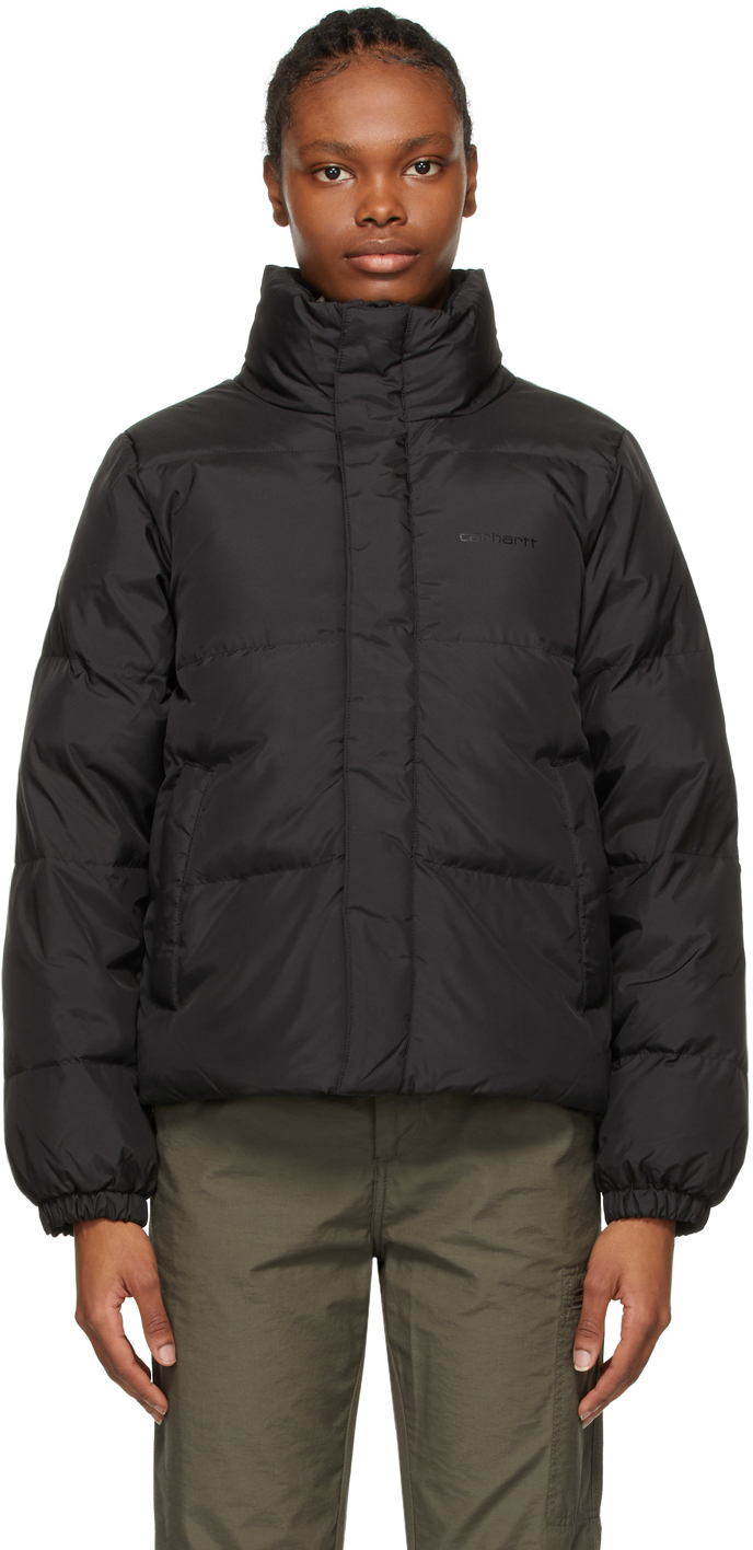 Black Down Danville Jacket