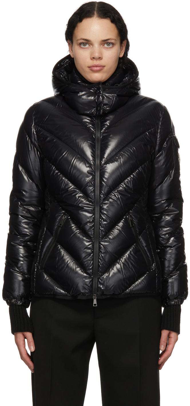 Moncler Black Down Brouel Jacket