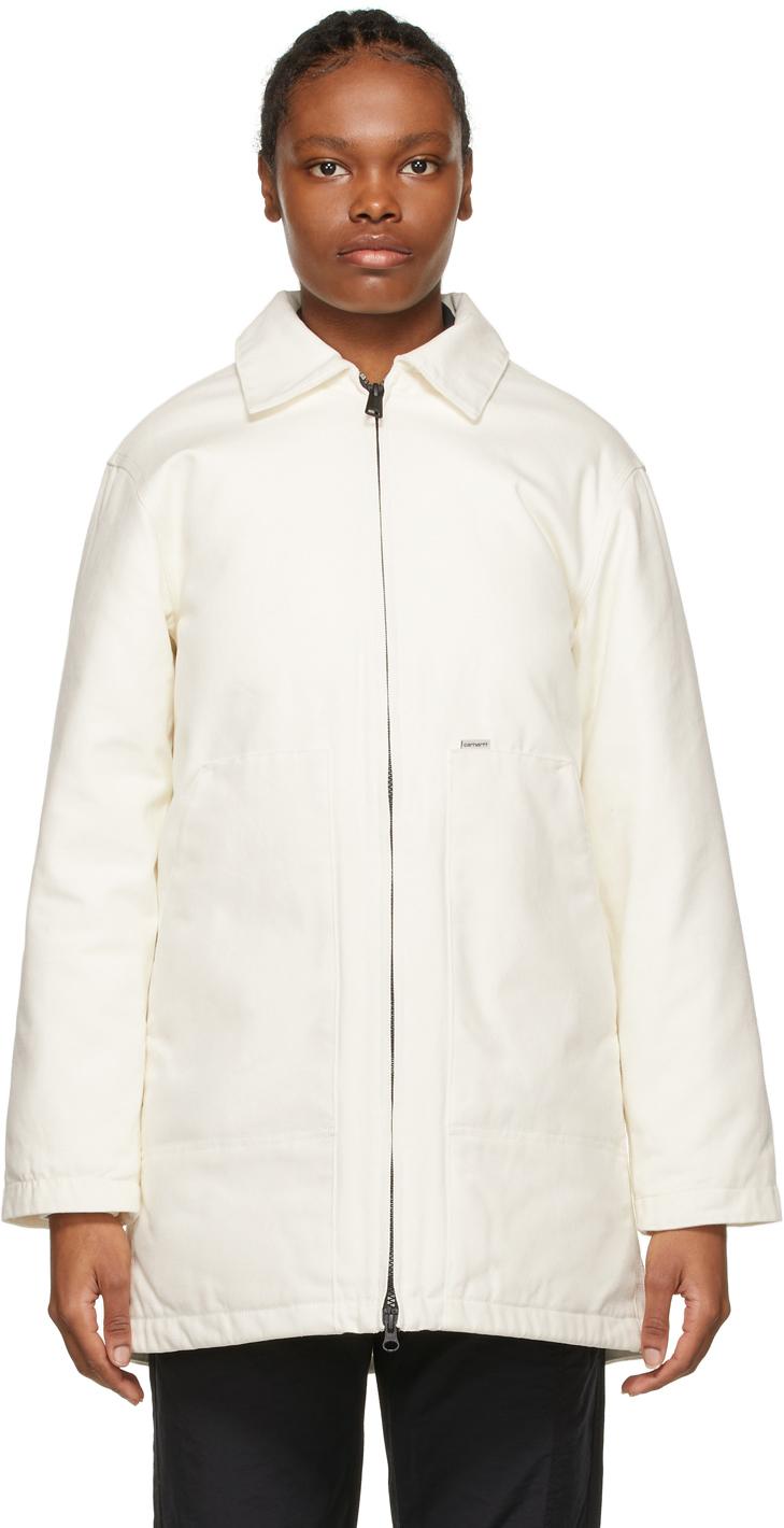 White Brooke Coat