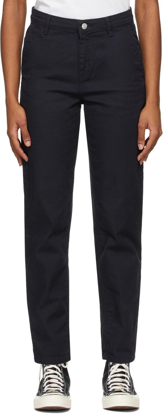 Navy Pierce Jeans