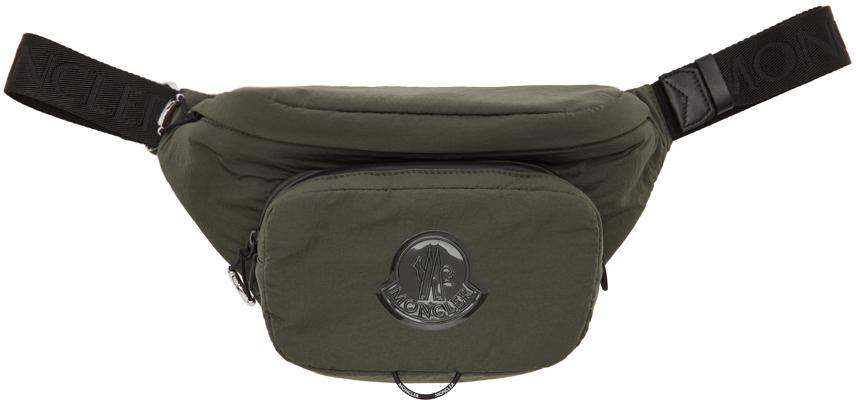 Khaki Durance Belt Bag