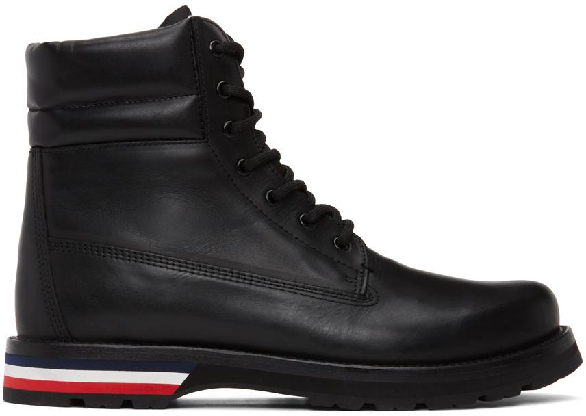 Black Vancouver Boots