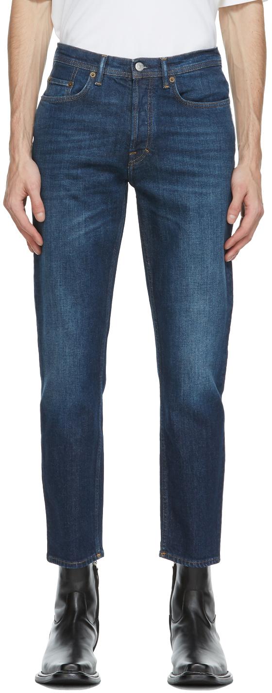 Acne Studios Indigo River Jeans 202129M186059