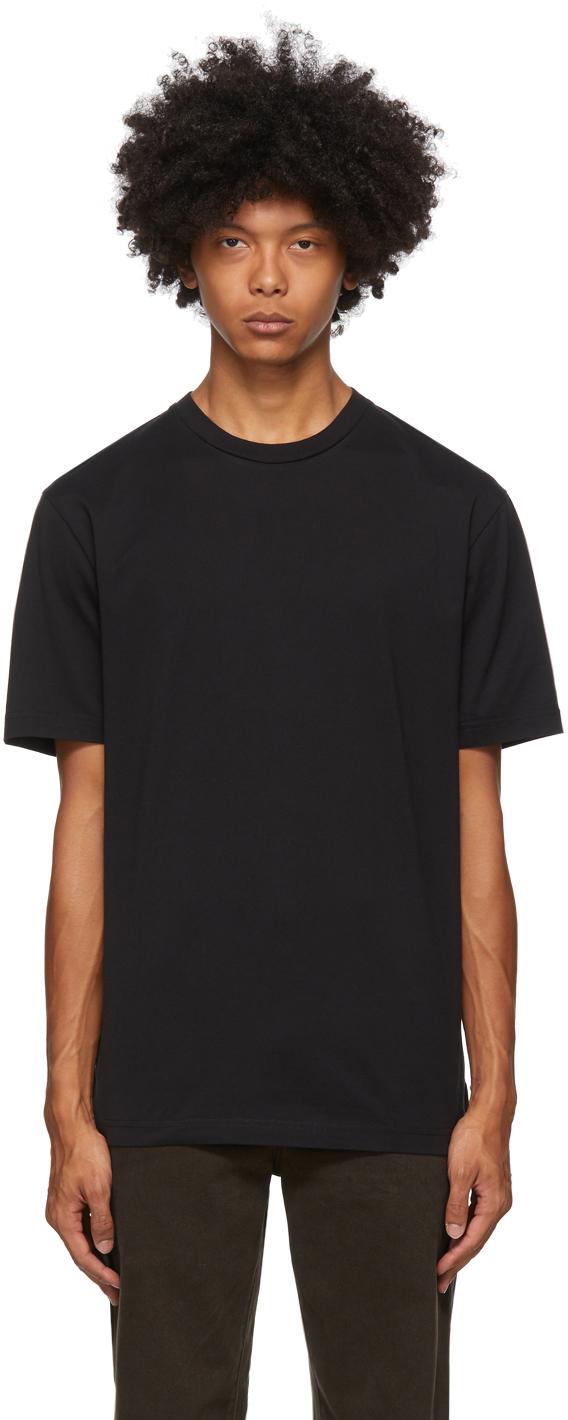 Acne Studios Black Slim Fit T Shirt 202129M213036