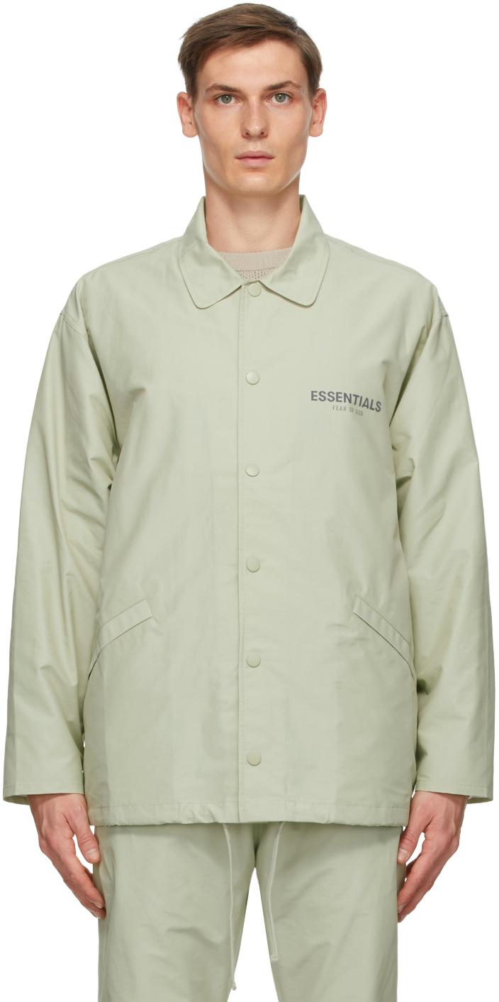 Green Souvenir Jacket