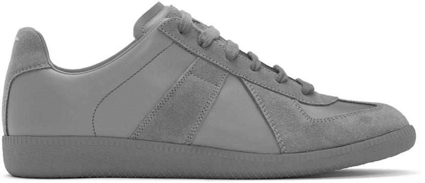 Grey Replica Sneakers
