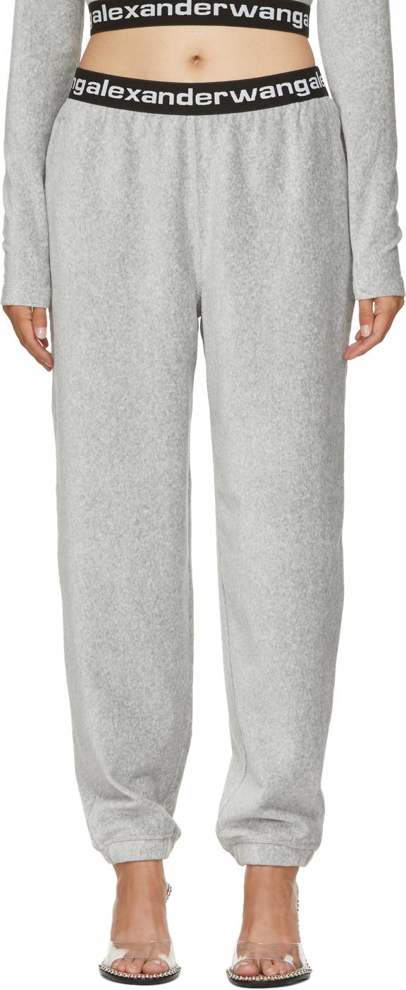 Grey Corduroy Lounge Pants