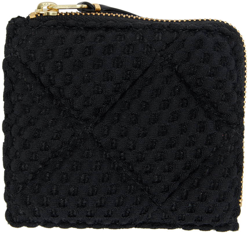 Black Turtle Padded Coin Pouch
