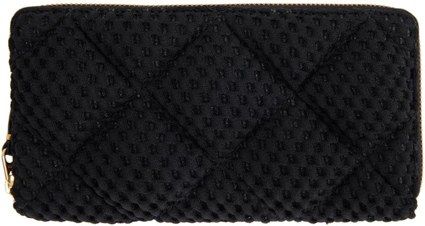 Black NT Continental Wallet