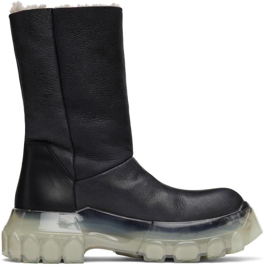 noir ROVERS Chaussures Bottine 401 Monténégro NEUF
