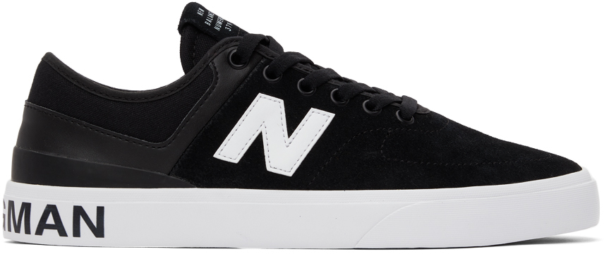 Black New Balance Edition Numeric 379 Sneakers