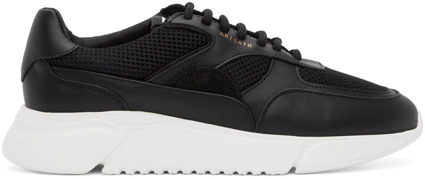 Black Genesis Sneakers