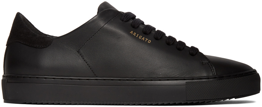 Axel Arigato 黑色 Clean 90 运动鞋