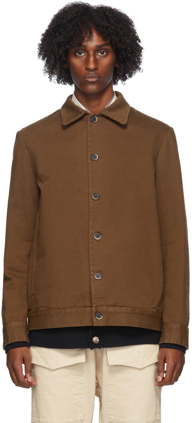 Brown Tober Jacket