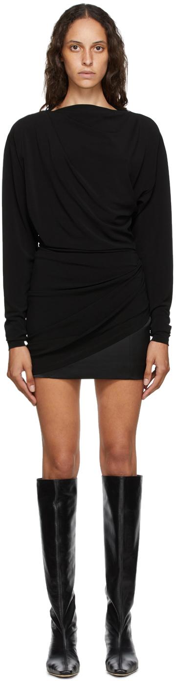 Gauge81 Black Ryazan Dress
