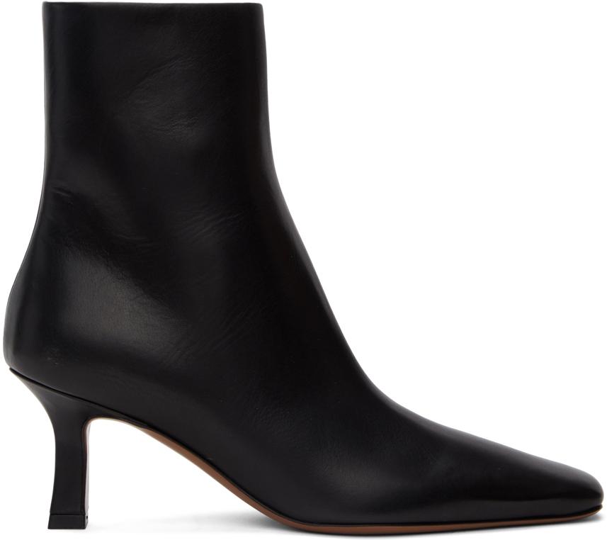 Neous 黑色 Menea 踝靴
