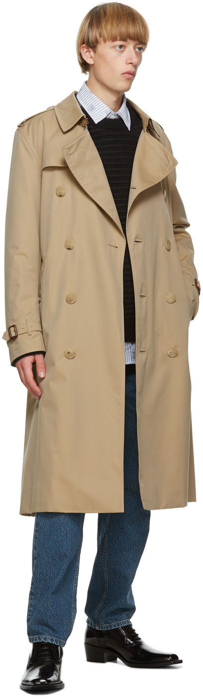 Kensington ロング トレンチ コート