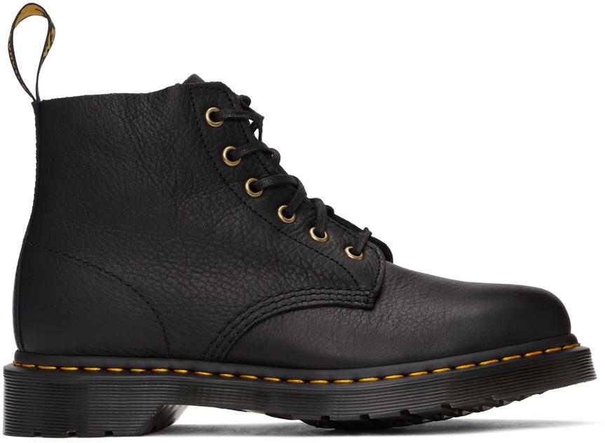 Dr. Martens 黑色 101 Ambassador 踝靴