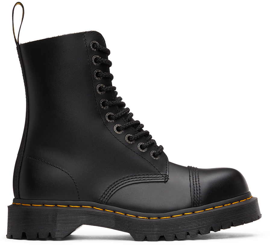 Dr. Martens 黑色 8761 BXB 中筒靴