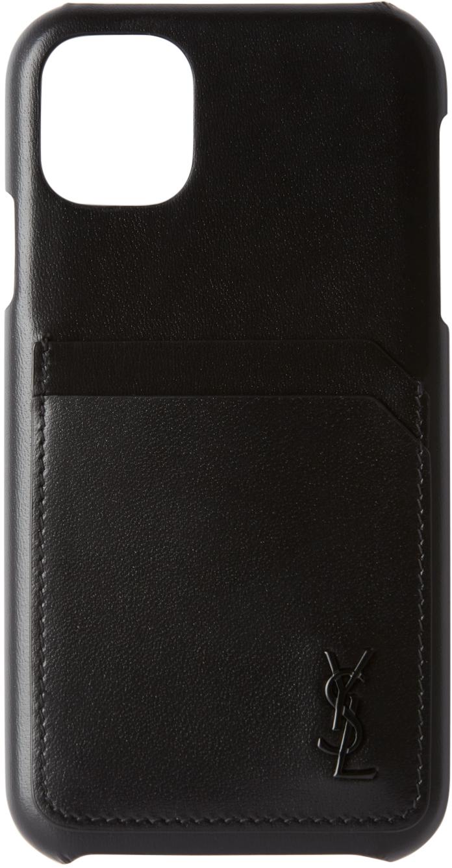 Black iPhone 11 Case