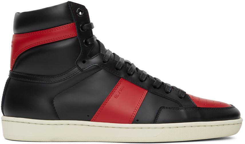 Black \u0026 Red Court Classic SL/10H High