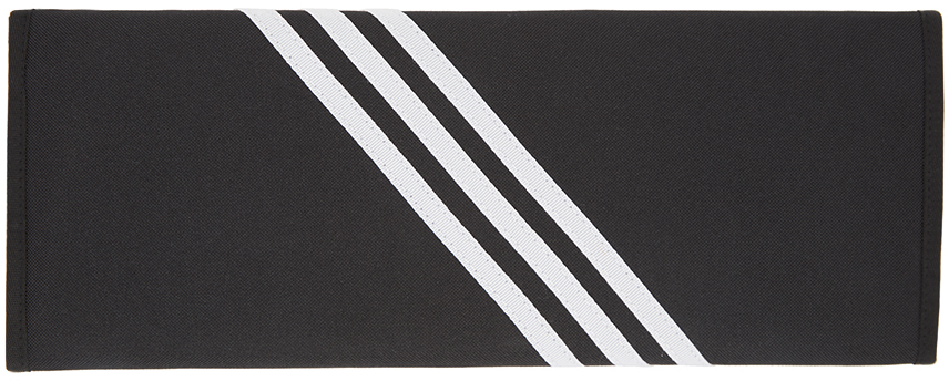 adidas LOTTA VOLKOVA ブラック Trefoil 3 Fold クラッチ
