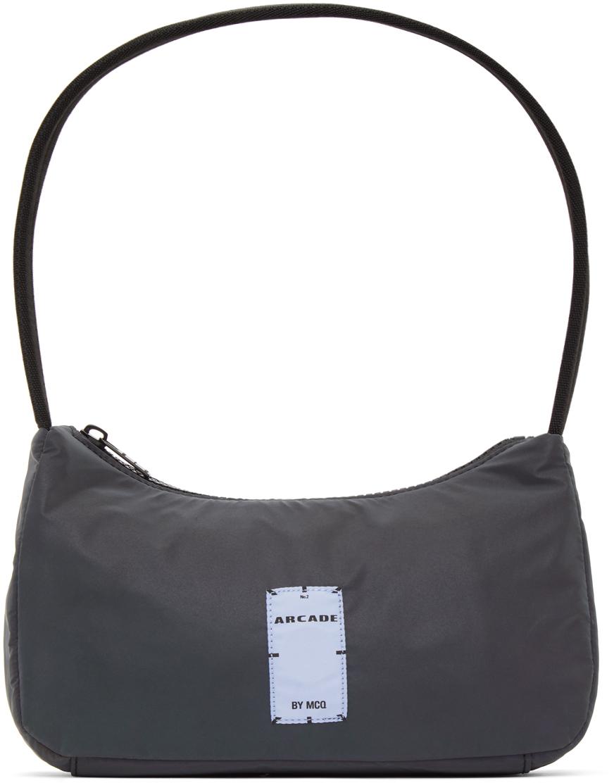 Black BPM Shoulder Bag