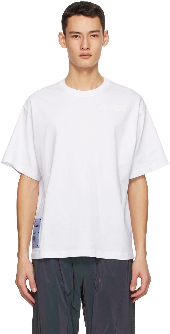 White Regular T-Shirt