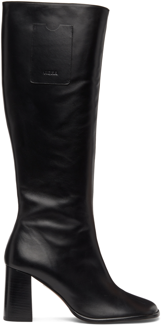 Abra Black Card High Boots 202526F115009
