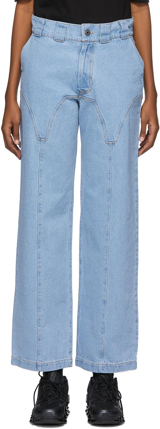 Blue Liguero Jeans