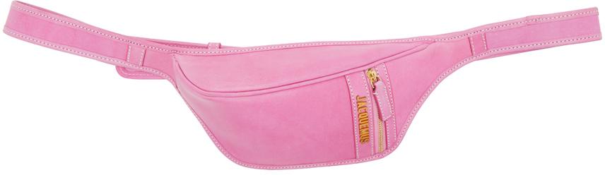 Pink 'La Banane' Belt Bag