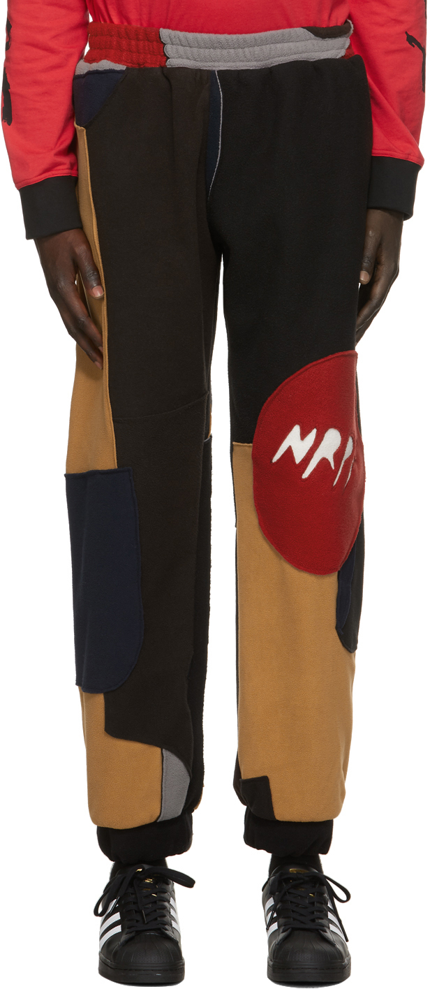 Multicolor The Magpie Project Edition Recycled Fleece Lounge Pants