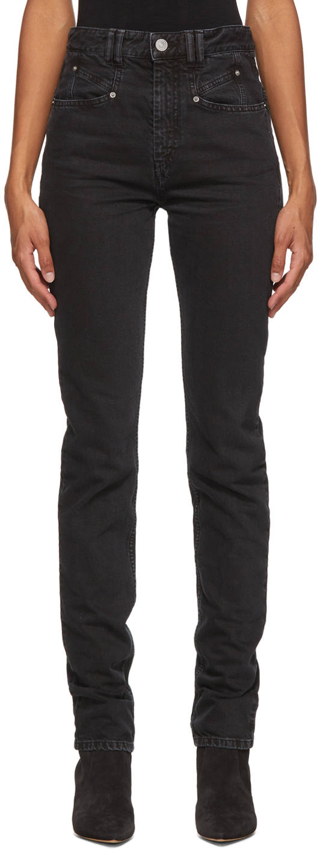 Black Nominic Jeans