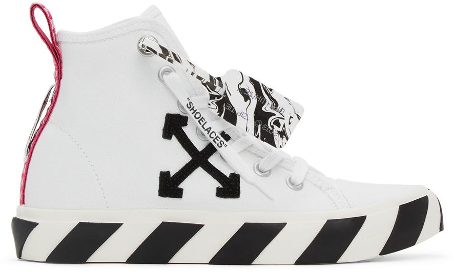 off white white shoes