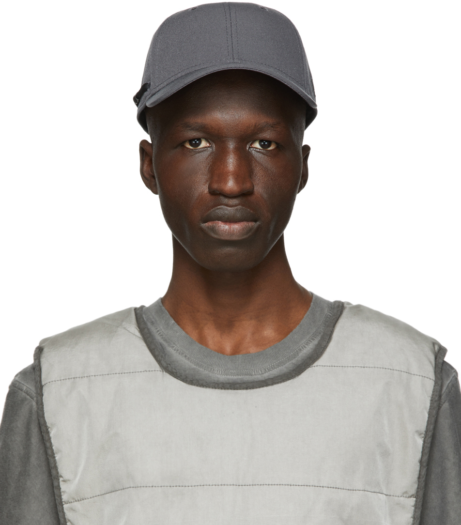 11 by Boris Bidjan Saberi Grey New Era Edition 9Forty Cap 202610M139091